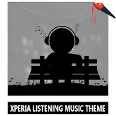 XPERIA™ Theme | Listening Music