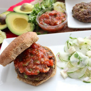 Guacamole Burgers.