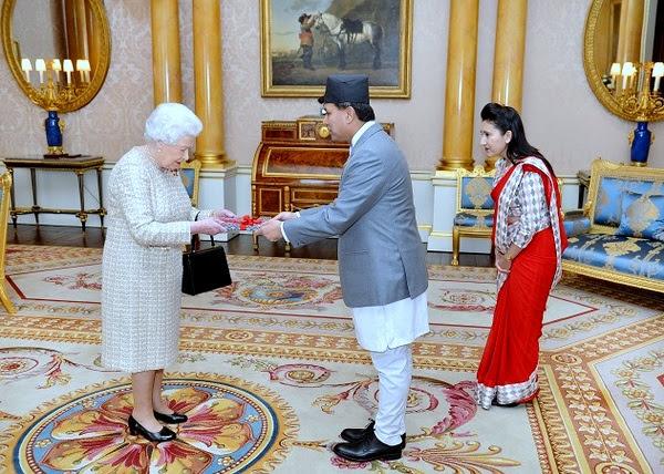 बेलायतमा यसरी लोकप्रिय बन्दैछन् नेपाली राजदूत डा. सुवेदी…