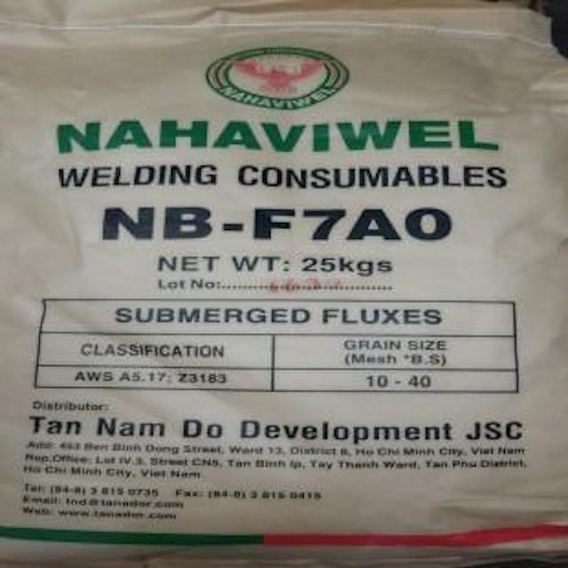 NAHAVIWEL bán sản phẩm thuốc hàn chất lượng và giá ưu đãi nhất