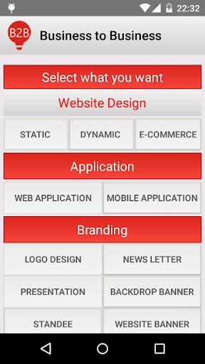 B2B-Design Development
