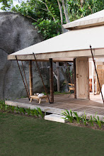 Photo: Nikoi Island tented spa