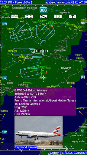 Download ADSB Flight Tracker For PC