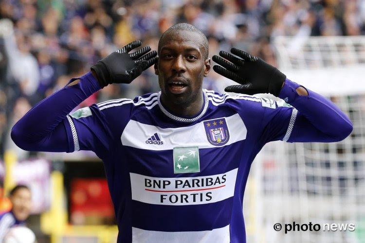 Okaka seul buteur de Bruges-Anderlecht: les trois autres buts sont des own-goals!