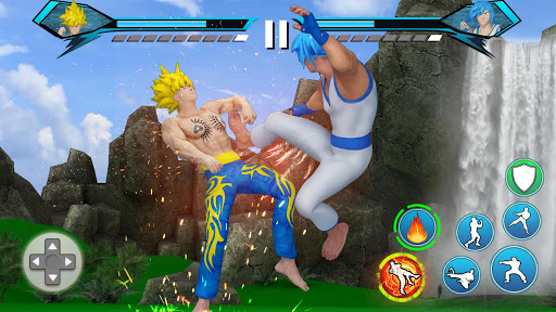 Dragon Karate Fighting: Super Kung Fu Fight 1.0.4 screenshots 3