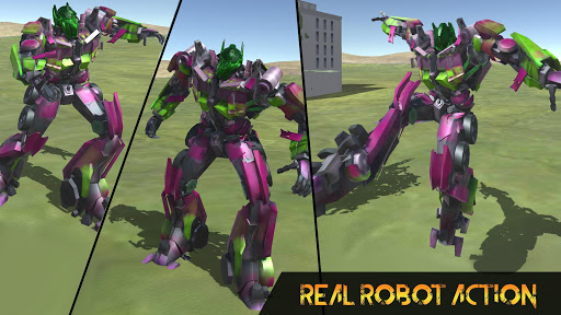 Real Robot War Steel  screenshots 3