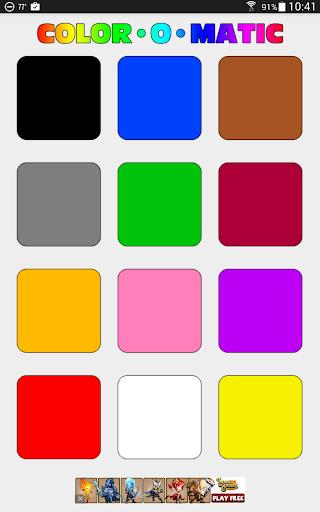 玩免費娛樂APP|下載Color O-Matic app不用錢|硬是要APP