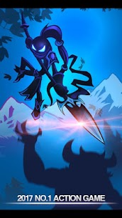 League of Stickman: Warriors 4.2.2 (Free Shopping) Cracked APK 1
