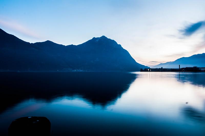 Riflessi nel lago di lang_bart