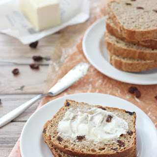 Quicker Cinnamon Raisin Bread