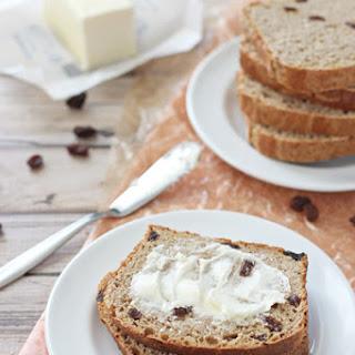 Egg Free Cinnamon Raisin Bread Recipes.