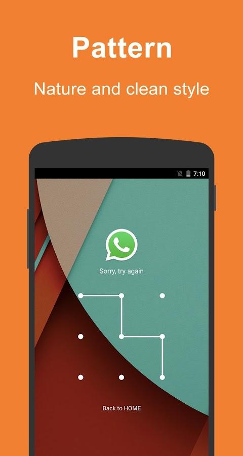 Smart AppLock 2 (App Protect) - screenshot
