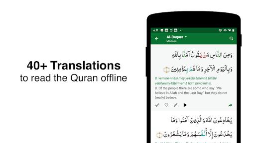 Muslim Pro - Prayer Times, Azan, Quran & Qibla 11.1 screenshots 14