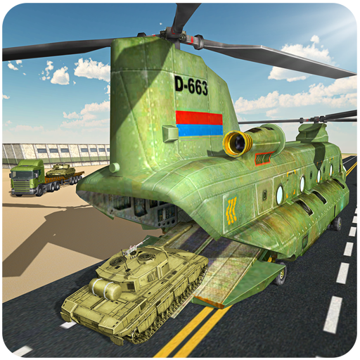 US Army Transport Simulator 3D file APK for Gaming PC/PS3/PS4 Smart TV