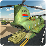 US Army Transport Simulator 3D