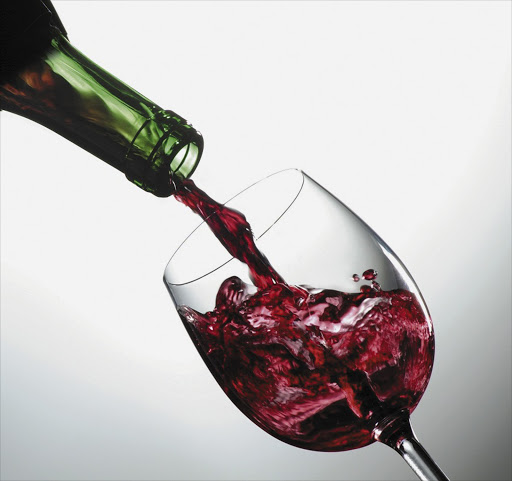 Wine being poured into a glass Picture Credit: Think Stock
