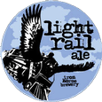 Logo of Iron Horse Light Rail Ale
