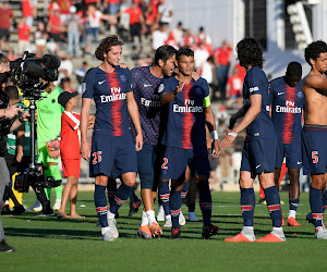 """Gianluigi Buffon ne tarit pas d'éloges au sujet d'un joueur du PSG : """"Un mélange de Pogba, Vidal et Marchisio"""""""