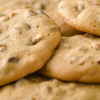 Chocolate Pecan Cookies