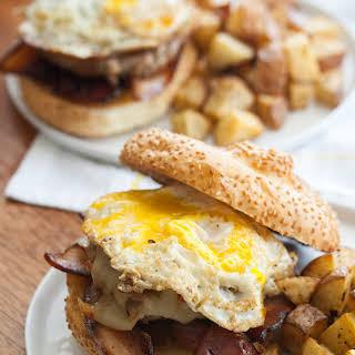Bacon Egg Cheese Sausage Recipes.