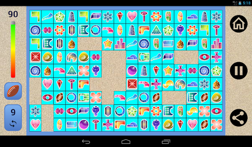 کھیل Connect - colorful casual game Android کے لئے screenshot