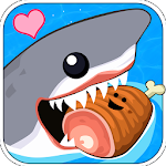 Sharks Love Ham Icon