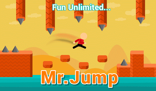 Mr and Mrs Jump