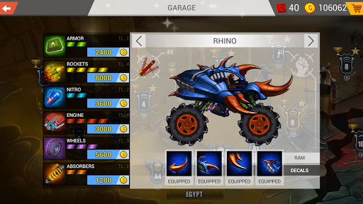 Mad Truck Challenge - Shooting Fun Race apkdebit screenshots 4