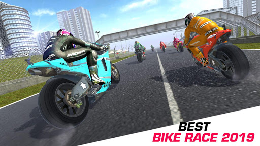 Bike Race - Extreme City Racing 4.0 screenshots 1