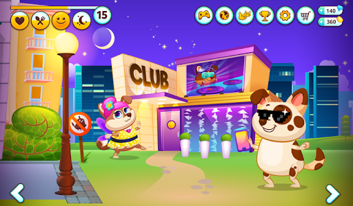 Duddu - My Virtual Pet apkdebit screenshots 16