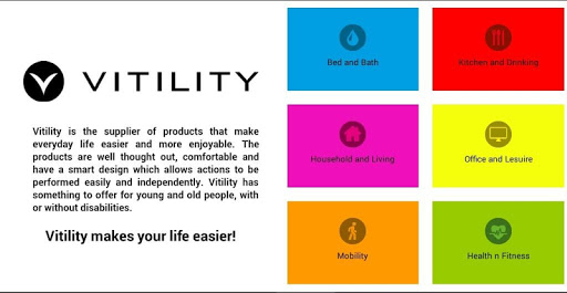 Vitility Products