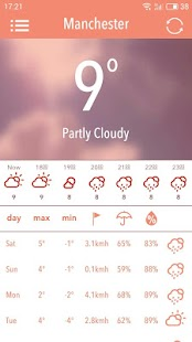 The Weather Mood- screenshot thumbnail