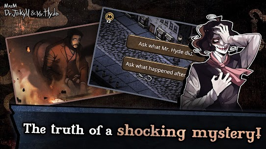 MazM: Jekyll and Hyde MOD (Unlimited Money) 3