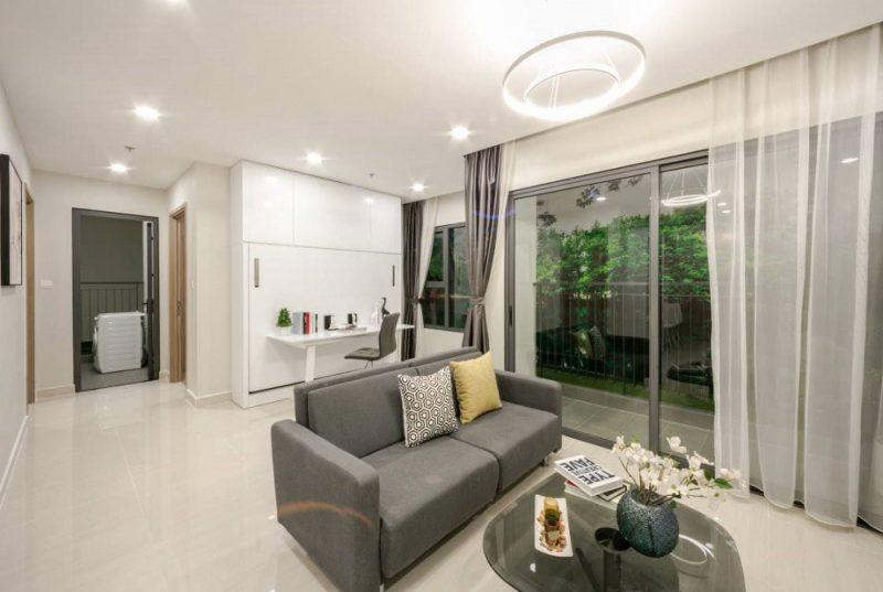 Các loại hình căn hộ tại Vinhomes Smart City