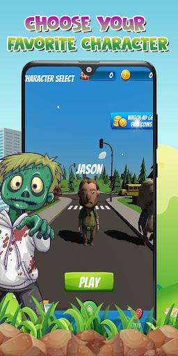Zombump: Zombie Endless Runner 1.5 screenshots 6