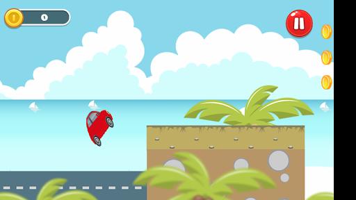 Car Jump- Run screenshot 7