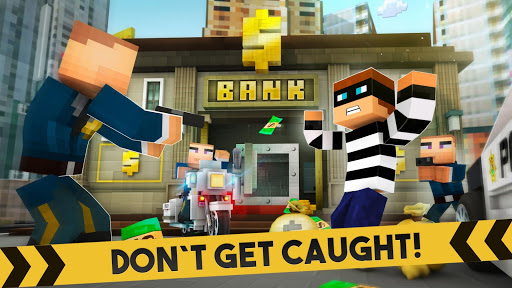 ud83dude94 Robber Race Escape ud83dude94 Police Car Gangster Chase 3.9.4 screenshots 12