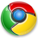 Google Chrome original logo