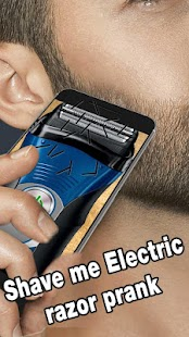 Hair Trimmer Electric Shaver Prank - náhled