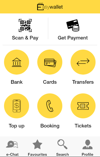 Easywallet - Make Payment Easy