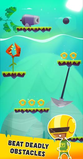 Télécharger The Jumpers - Super Adventure Jump Game apk mod screenshots 2