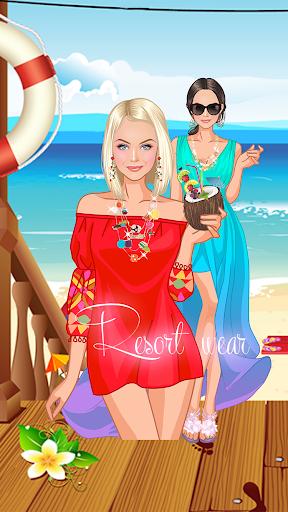 Code Triche u2764 Summer Dress Up Games u2764 APK MOD screenshots 2