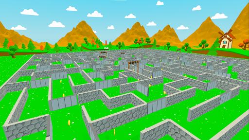 Maze Game 3D - Labyrinth 2.12 screenshots 3