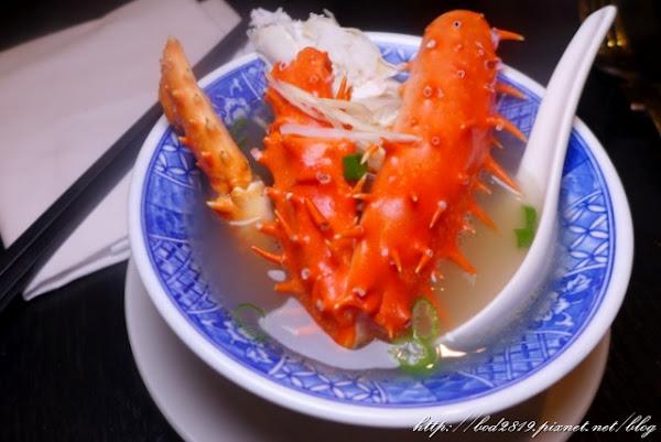 寒舍艾美酒店探索廚房-台北buffet推薦 竟然有帝王蟹腳味噌湯  甜點超多也是一大亮點