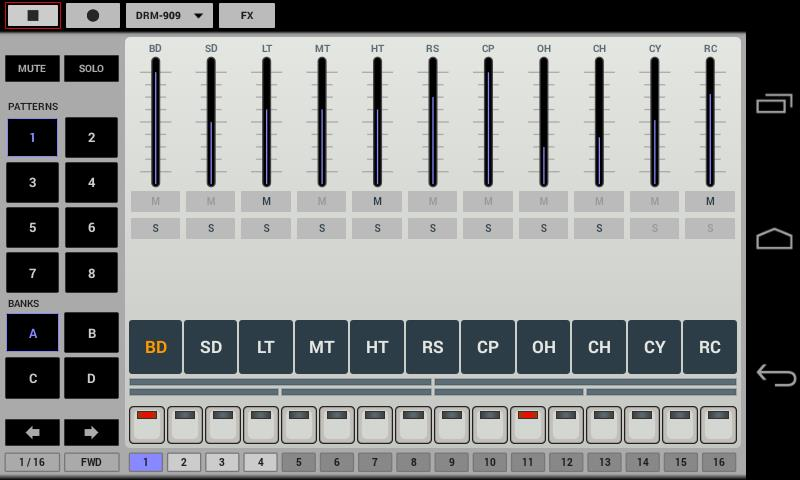 AUDIOID- screenshot