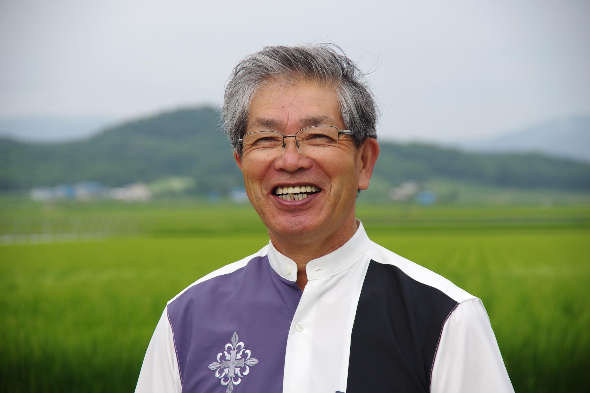 Photo: 高田幸男さん http://portal.hokuryu.info/kurosengokubean