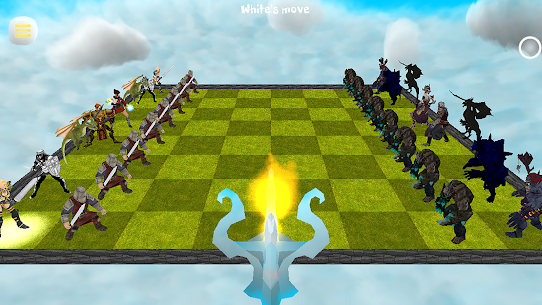 Chess 3D Free : Real Battle Chess 3D Online App Download For Android and iPhone 3