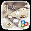 White Stone GO Launcher Theme