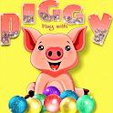 Piggy Bimbo shooter icon