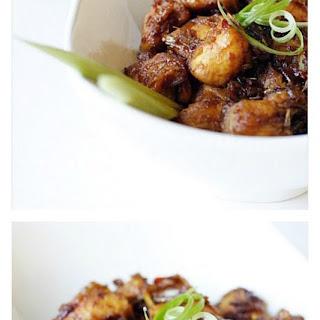 Vietnamese Lemongrass Chicken.
